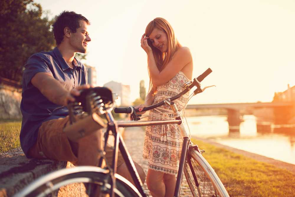 Dating noen online et annet land