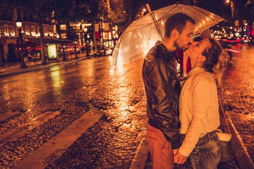 Online Dating känslomässig anslutning