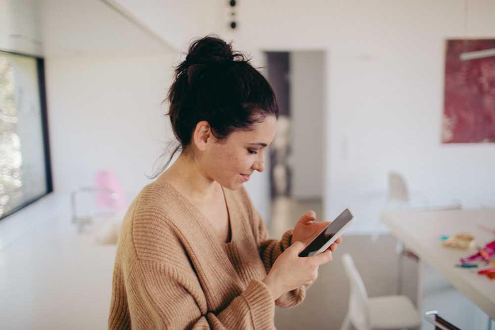 Online Dating ohälsosamt